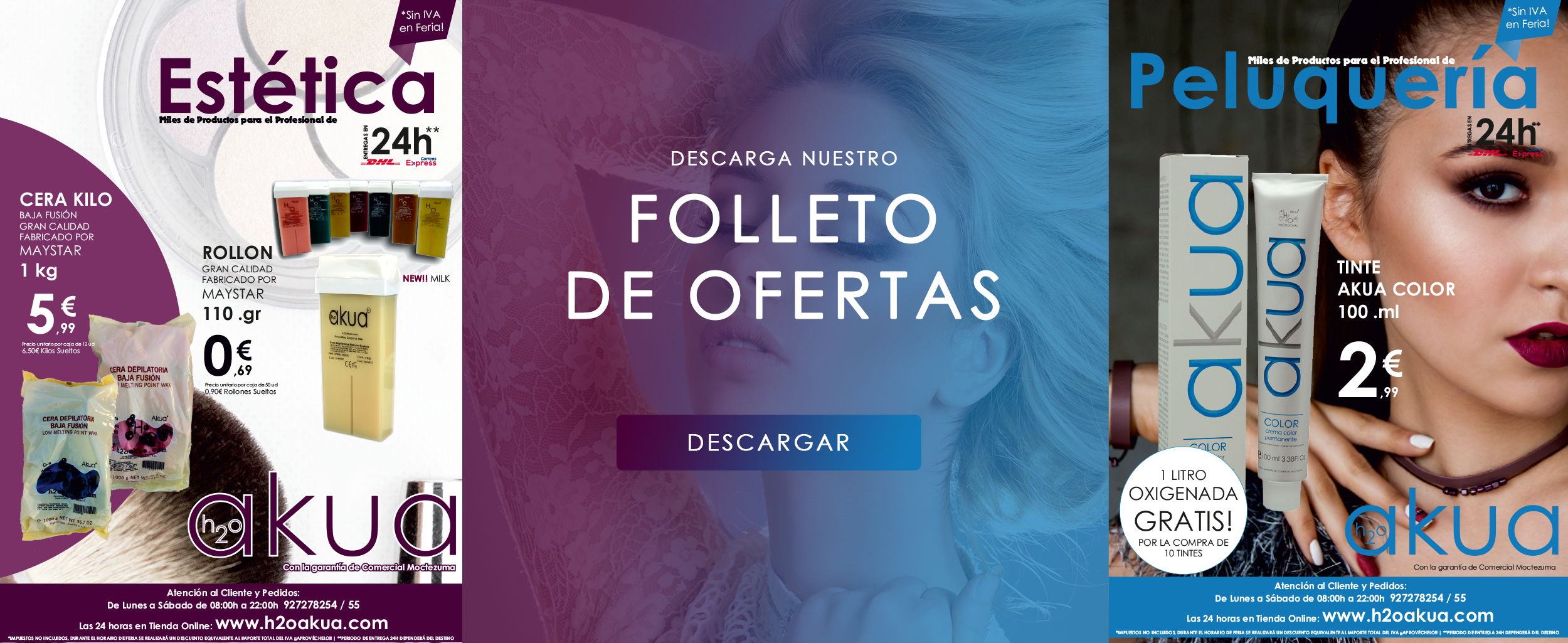 Folleto Ofertas H2oAkua